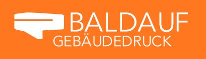 Baldauf Gebäudedruck Logo